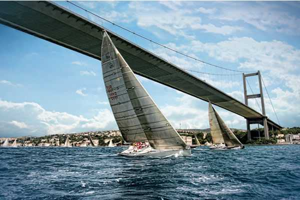 W Collection Bosphorus Sailing Cup 2. kez iptal edildi